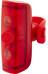 Knog POP r Bike Light red LED red